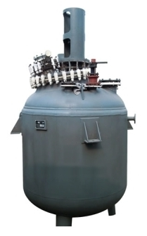 CE Type Glass Lined Reactor