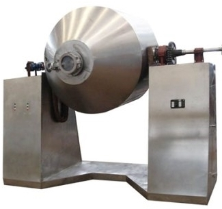 Glass Lined Rotary Conical Vacuum Dryer