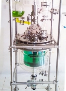 Automated Batch Reactor